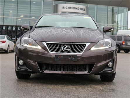 2013 Lexus IS 250  (Stk: 12478G) in Richmond Hill - Image 2 of 22