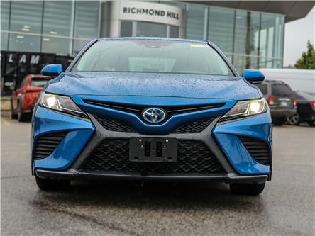2019 Toyota Camry Hybrid  (Stk: 12502G) in Richmond Hill - Image 2 of 23