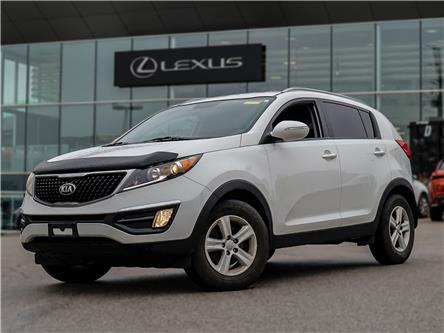 2016 Kia Sportage  (Stk: 12513G) in Richmond Hill - Image 1 of 20
