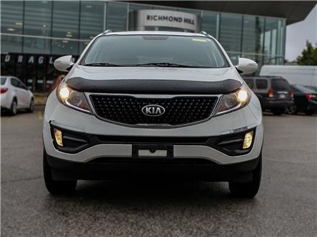 2016 Kia Sportage  (Stk: 12513G) in Richmond Hill - Image 2 of 20