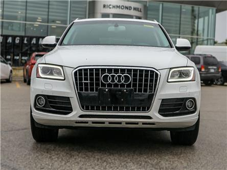 2016 Audi Q5  (Stk: 12474G) in Richmond Hill - Image 2 of 23