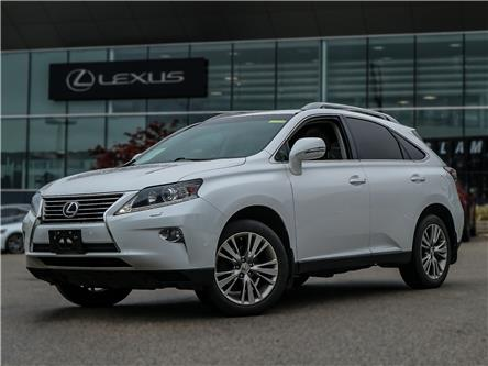 2013 Lexus RX 350  (Stk: 12490G) in Richmond Hill - Image 1 of 21