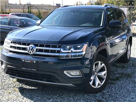 2018 Volkswagen Atlas 3.6 FSI Highline (Stk: 573070) in Abbotsford - Image 2 of 24