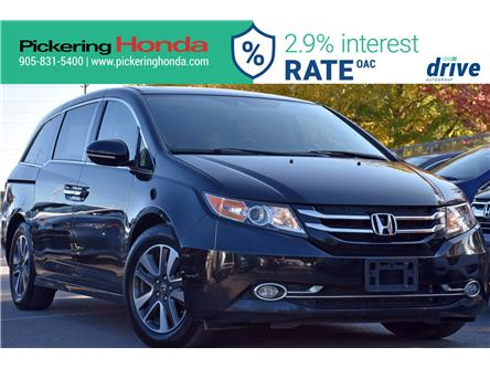 2016 Honda Odyssey Touring (Stk: P5328) in Pickering - Image 1 of 36