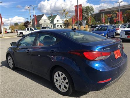 2016 Hyundai Elantra GL (Stk: P836056A) in Saint John - Image 2 of 5