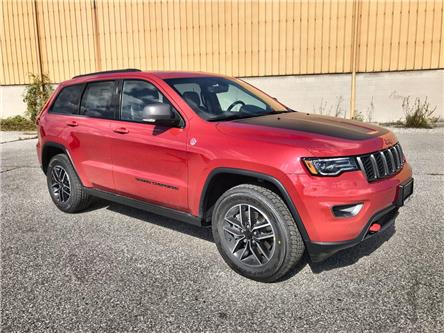2020 Jeep Grand Cherokee Trailhawk (Stk: 2096) in Windsor - Image 1 of 15