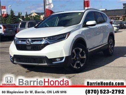 2019 Honda CR-V Touring (Stk: 19800) in Barrie - Image 1 of 26