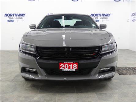 2018 Dodge Charger GT | AWD | NAV | PWR HTD SEATS | SUNROOF | (Stk: DR479) in Brantford - Image 2 of 41