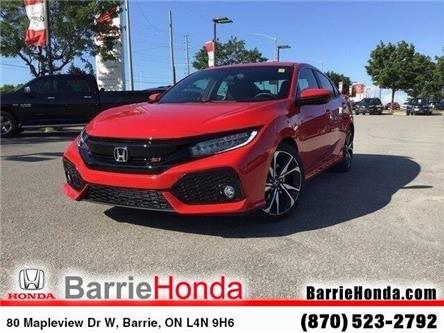 2019 Honda Civic Si Base (Stk: 191638) in Barrie - Image 1 of 25