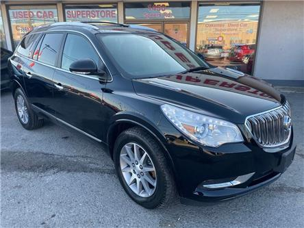 2016 Buick Enclave LEATHER | PANO ROOF | NAVI | B/U CAM (Stk: P12677) in Oakville - Image 2 of 24