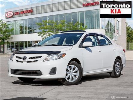 2013 Toyota Corolla CE/SUNROOF/AIR CONDITION/ (Stk: K31808) in Toronto - Image 1 of 26