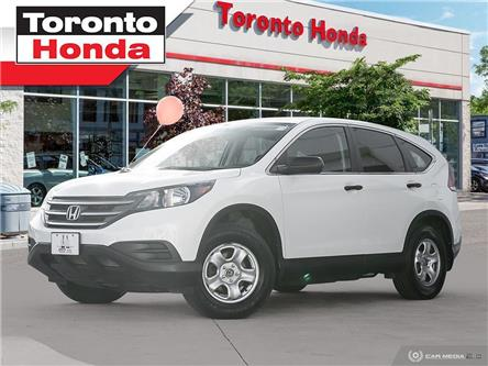 2014 Honda CR-V LX/heated front seats/Bluetooth/160watt audio/rear (Stk: 39493) in Toronto - Image 1 of 27
