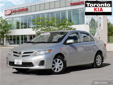 2012 Toyota Corolla CE/Air Condition/ (Stk: K31840) in Toronto - Image 1 of 27