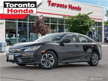 2016 Honda Civic LX (Stk: 39516) in Toronto - Image 1 of 27