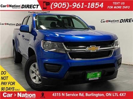 2018 Chevrolet Colorado WT (Stk: DRD2300A) in Burlington - Image 1 of 35