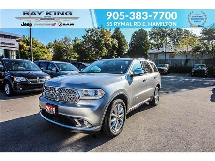 2019 Dodge Durango Citadel (Stk: 6952R) in Hamilton - Image 1 of 28