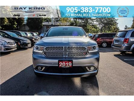 2019 Dodge Durango Citadel (Stk: 6952R) in Hamilton - Image 2 of 28