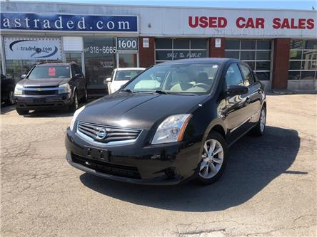 2010 Nissan Sentra 2.0 (Stk: 19-3520A) in Hamilton - Image 1 of 18