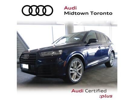2019 Audi Q7 55 Technik (Stk: AU6433) in Toronto - Image 1 of 27