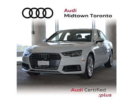 2019 Audi A4 45 Technik (Stk: P7342) in Toronto - Image 1 of 30
