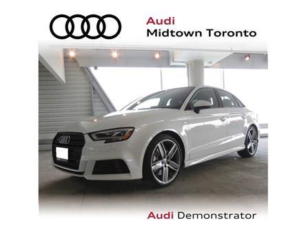 2019 Audi A3 45 Technik (Stk: DAU6627) in Toronto - Image 1 of 25
