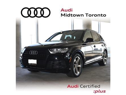 2019 Audi Q7 55 Technik (Stk: P7455) in Toronto - Image 1 of 30