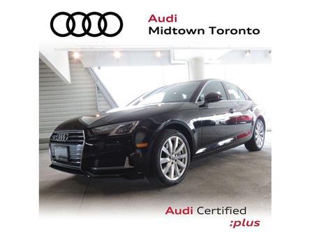 2019 Audi A4 45 Komfort (Stk: AU6117) in Toronto - Image 1 of 20