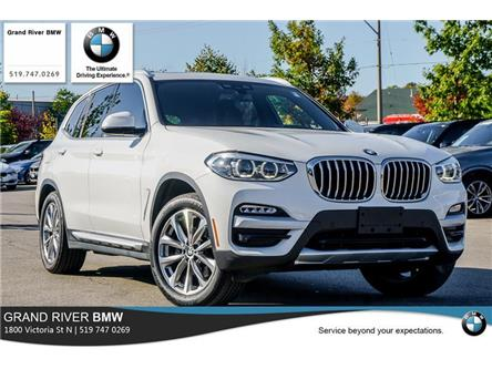 2019 BMW X3 xDrive30i (Stk: 20282B) in Kitchener - Image 1 of 22