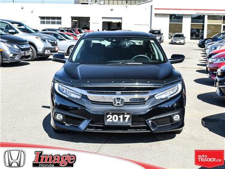 2017 Honda Civic Touring (Stk: 9C563A) in Hamilton - Image 2 of 21