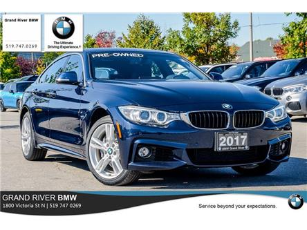2017 BMW 440i xDrive Gran Coupe (Stk: PW5077) in Kitchener - Image 1 of 21