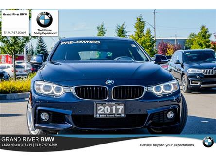 2017 BMW 440i xDrive Gran Coupe (Stk: PW5077) in Kitchener - Image 2 of 21