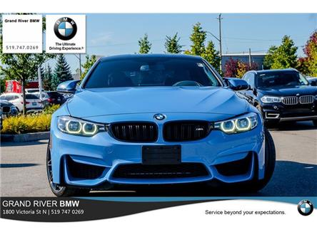2018 BMW M4 Base (Stk: T50937A) in Kitchener - Image 2 of 22