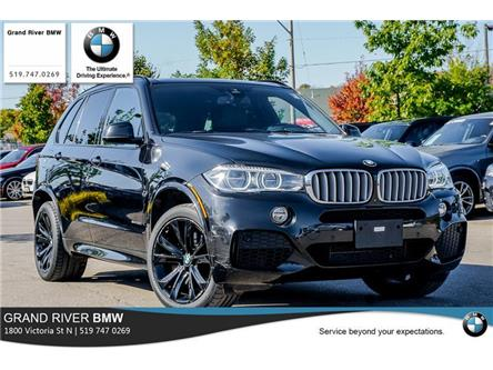 2016 BMW X5 xDrive50i (Stk: T50942A) in Kitchener - Image 1 of 18