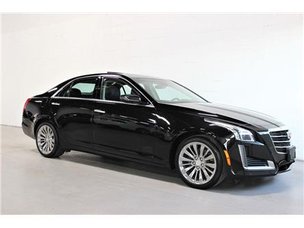 2016 Cadillac CTS 3.6L Luxury Collection (Stk: 107688) in Vaughan - Image 1 of 29