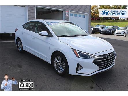 2019 Hyundai Elantra  (Stk: U2339) in Saint John - Image 1 of 20
