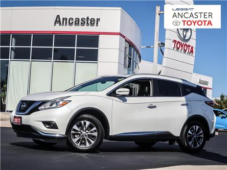 2017 Nissan Murano SL (Stk: 19118A) in Ancaster - Image 1 of 30