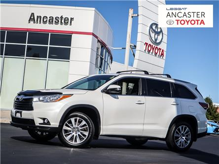 2016 Toyota Highlander XLE (Stk: 3887) in Ancaster - Image 1 of 29