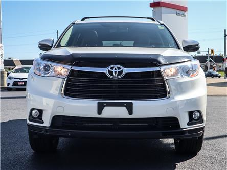 2016 Toyota Highlander XLE (Stk: 3887) in Ancaster - Image 2 of 29