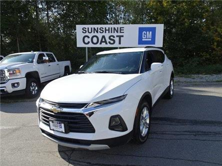2019 Chevrolet Blazer 3.6 (Stk: TK692194) in Sechelt - Image 1 of 22