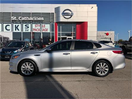 2016 Kia Optima Plus (Stk: SSP264A) in St. Catharines - Image 2 of 22
