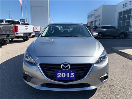 2015 Mazda Mazda3 GS (Stk: S9797A) in St. Thomas - Image 2 of 25