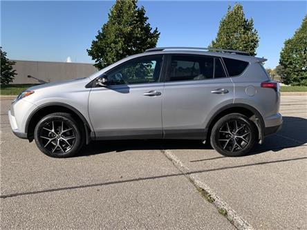 2017 Toyota RAV4 SE (Stk: B19284T-1) in Barrie - Image 2 of 11