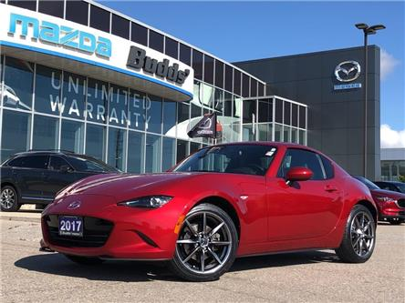2017 Mazda MX-5 RF GT (Stk: P3499) in Oakville - Image 1 of 17