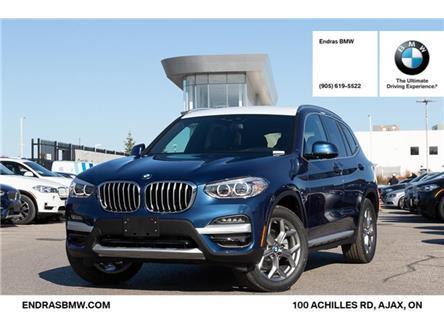 2020 BMW X3 xDrive30i (Stk: 35712) in Ajax - Image 1 of 19