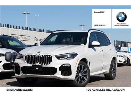 2020 BMW X5 xDrive40i (Stk: 52599) in Ajax - Image 1 of 21