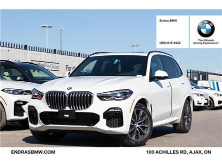 2020 BMW X5 xDrive40i (Stk: 52613) in Ajax - Image 1 of 21