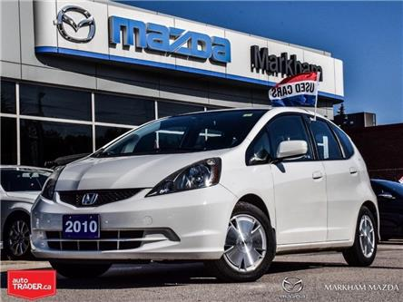 2010 Honda Fit LX (Stk: N190568A) in Markham - Image 1 of 22