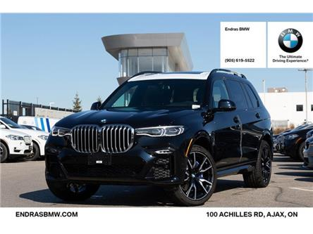 2020 BMW X7 xDrive40i (Stk: 70267) in Ajax - Image 1 of 22