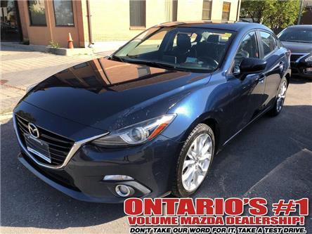 2016 Mazda Mazda3 GT (Stk: P2520) in Toronto - Image 1 of 24