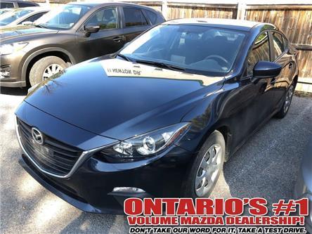 2016 Mazda Mazda3 GX (Stk: P2527) in Toronto - Image 1 of 19